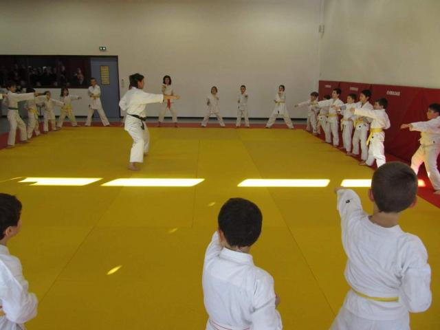 Stage Karate 2017 Pdte Wado France