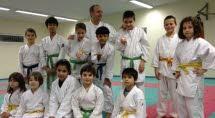 Montrond les bains karate club une structure nouvelle composee de debutants uniquement
