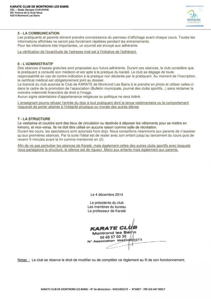 Reglement page2