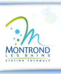 LOGO de la ville de MONTROND LES BAINS